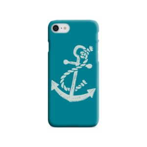 Ship Anchor Sea Vintage Art iPhone 8 Case