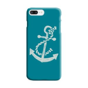 Ship Anchor Sea Vintage Art iPhone 8 Plus Case Cover