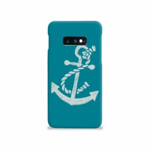 Ship Anchor Sea Vintage Art Samsung Galaxy S10e Case