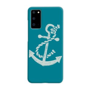 Ship Anchor Sea Vintage Art Samsung Galaxy S20 Case Cover