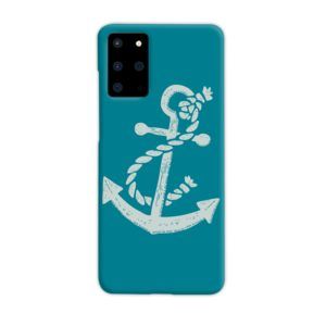 Ship Anchor Sea Vintage Art Samsung Galaxy S20 Plus Case