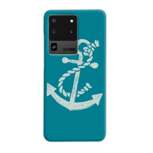 Ship Anchor Sea Vintage Art Samsung Galaxy S20 Ultra Case