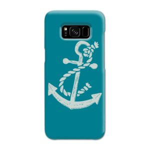 Ship Anchor Sea Vintage Art Samsung Galaxy S8 Case Cover