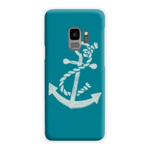 Ship Anchor Sea Vintage Art Samsung Galaxy S9 Case