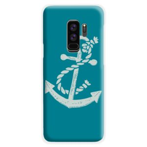 Ship Anchor Sea Vintage Art Samsung Galaxy S9 Plus Case