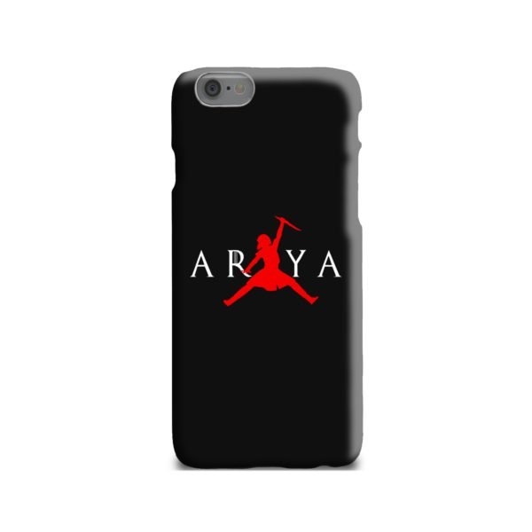 Air Arya Stark Jordan Logo iPhone 6 Case