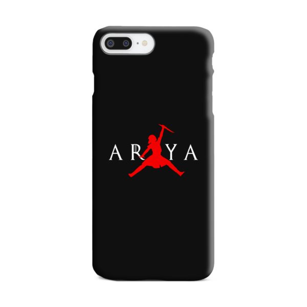 Air Arya Stark Jordan Logo iPhone 7 Plus Case