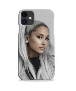 Ariana Grande Face for iPhone 11 Case Cover