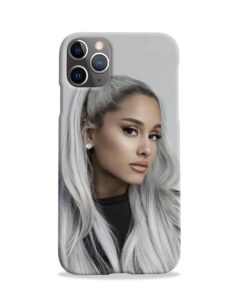 Ariana Grande Face for iPhone 11 Pro Case Cover