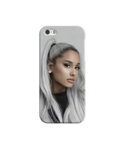 Ariana Grande Face for iPhone 5 Case Cover