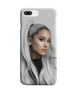 Ariana Grande Face for iPhone 8 Plus Case Cover