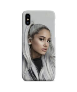 Ariana Grande Face for iPhone X / XS Case Cover