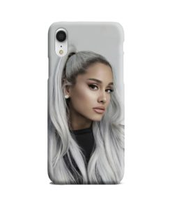 Ariana Grande Face for iPhone XR Case