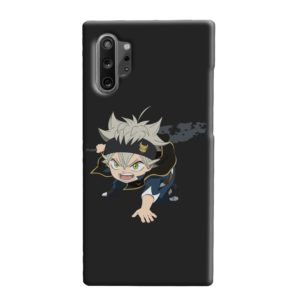 Asta Kids Black Clover for Samsung Galaxy Note 10 Plus Case