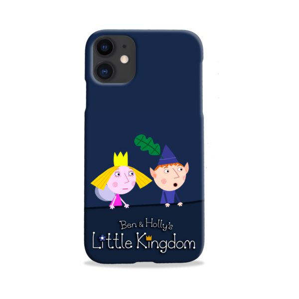 Ben and Holly's Little Kingdom iPhone 11 Case