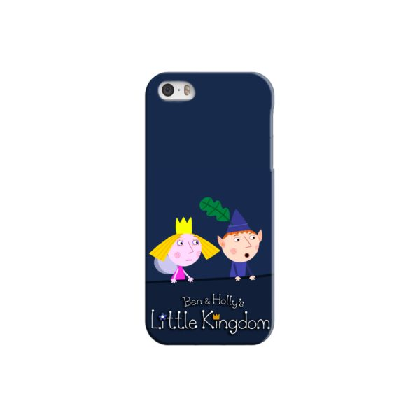 Ben and Holly's Little Kingdom iPhone 5 Case