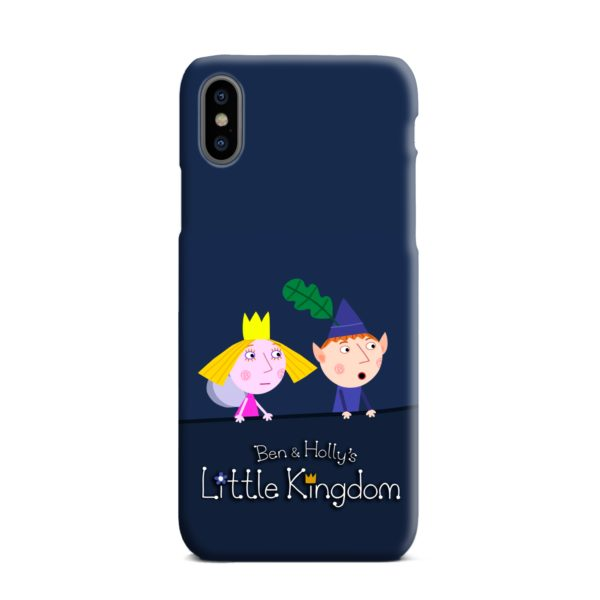 Ben and Holly's Little Kingdom iPhone XS Max Case