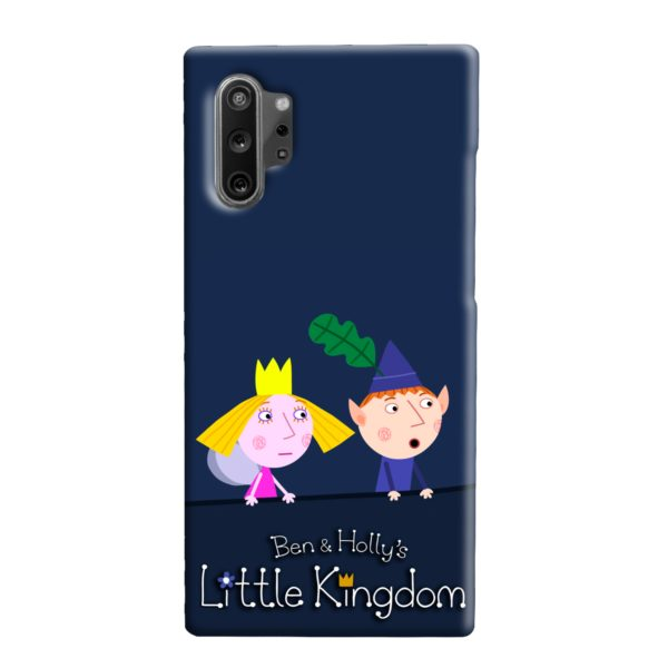 Ben and Holly's Little Kingdom Samsung Galaxy Note 10 Plus Case