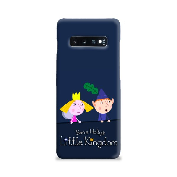Ben and Holly's Little Kingdom Samsung Galaxy S10 Plus Case