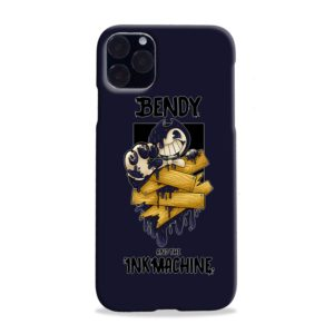 Bendy and The Dark Revival iPhone 11 Max Case