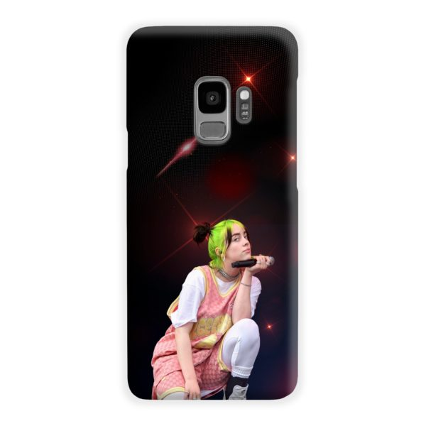 Billie Eilish Poster Samsung Galaxy S9 Case