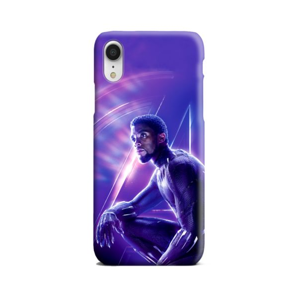 Black Panther Chadwick Boseman Actor iPhone XR Case