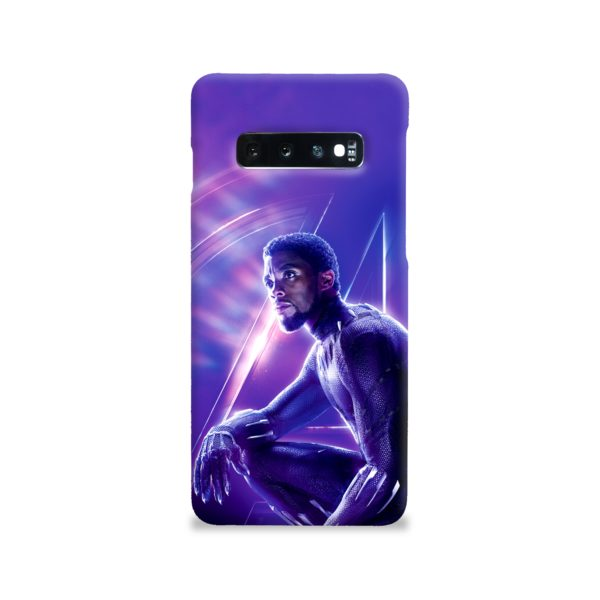 Black Panther Chadwick Boseman Actor Samsung Galaxy S10 Case