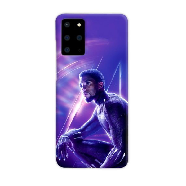 Black Panther Chadwick Boseman Actor Samsung Galaxy S20 Plus Case
