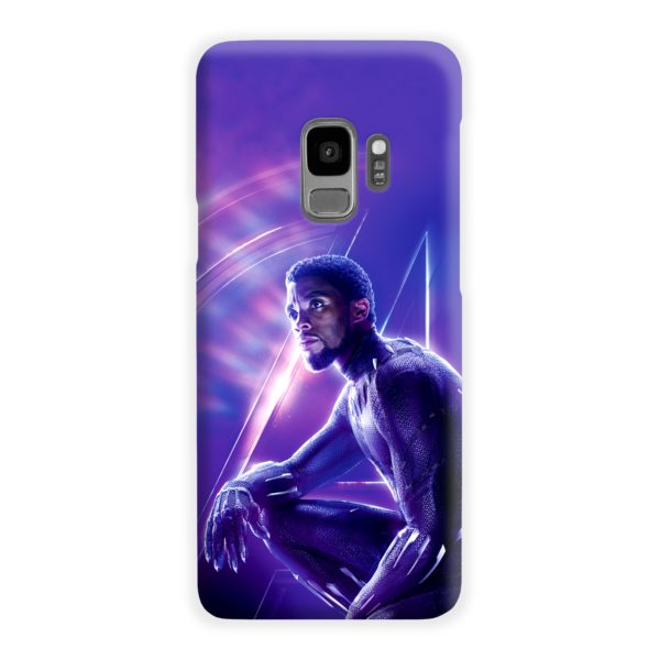 Black Panther Chadwick Boseman Actor Samsung Galaxy S9 Case
