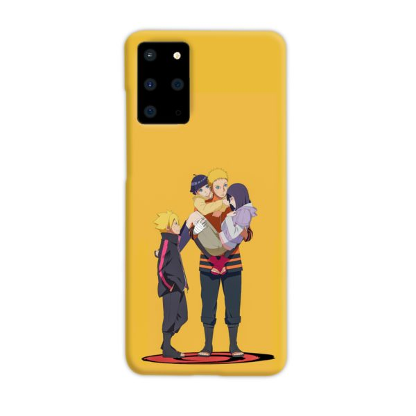 Boruto Uzumaki and Naruto Samsung Galaxy S20 Plus Case