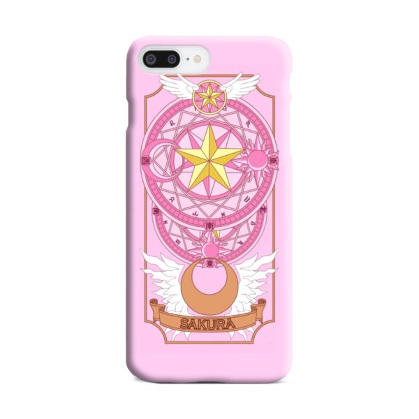 Cardcaptor Sakura iPhone 8 Plus Case
