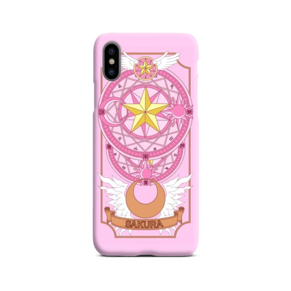 Cardcaptor Sakura iPhone X / XS Case