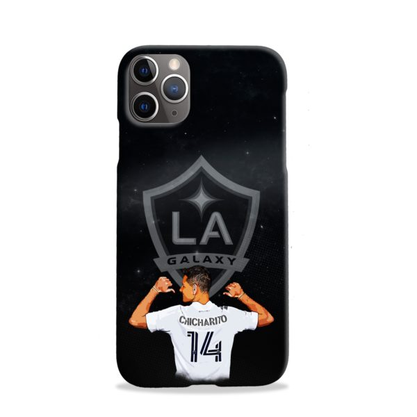 Chicharito Javier Hernandez LA Galaxy iPhone 11 Pro Case