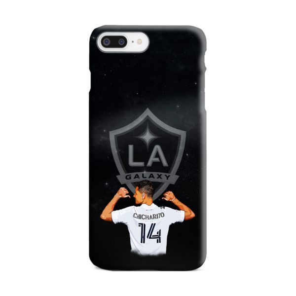 Chicharito Javier Hernandez LA Galaxy iPhone 8 Plus Case
