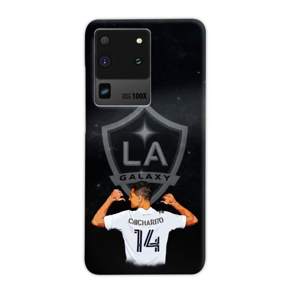 Chicharito Javier Hernandez LA Galaxy Samsung Galaxy S20 Ultra Case