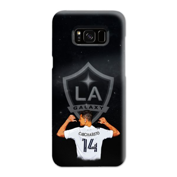 Chicharito Javier Hernandez LA Galaxy Samsung Galaxy S8 Plus Case