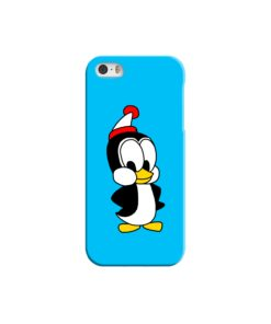 Chilly Willy Woody Woodpecker for iPhone 5 Case Cover