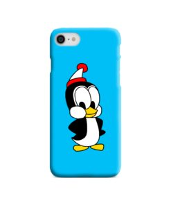 Chilly Willy Woody Woodpecker for iPhone SE (2020) Case