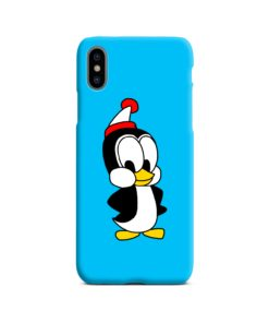 Chilly Willy Woody Woodpecker for iPhone X / XS Case Cover