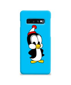 Chilly Willy Woody Woodpecker for Samsung Galaxy S10 Case