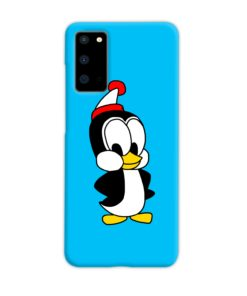 Chilly Willy Woody Woodpecker for Samsung Galaxy S20 Case