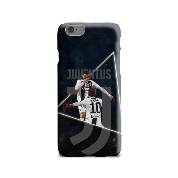 Cristiano Ronaldo and Paulo Dybala Art iPhone 6 Case