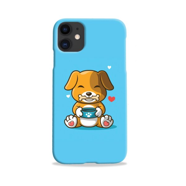 Cute Baby Dog iPhone 11 Case