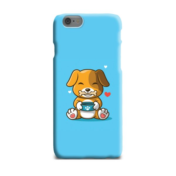 Cute Baby Dog iPhone 6 Plus Case