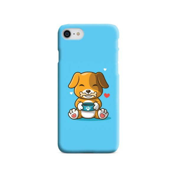 Cute Baby Dog iPhone 8 Case