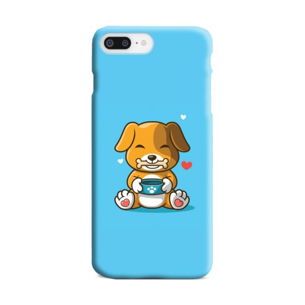 Cute Baby Dog iPhone 8 Plus Case