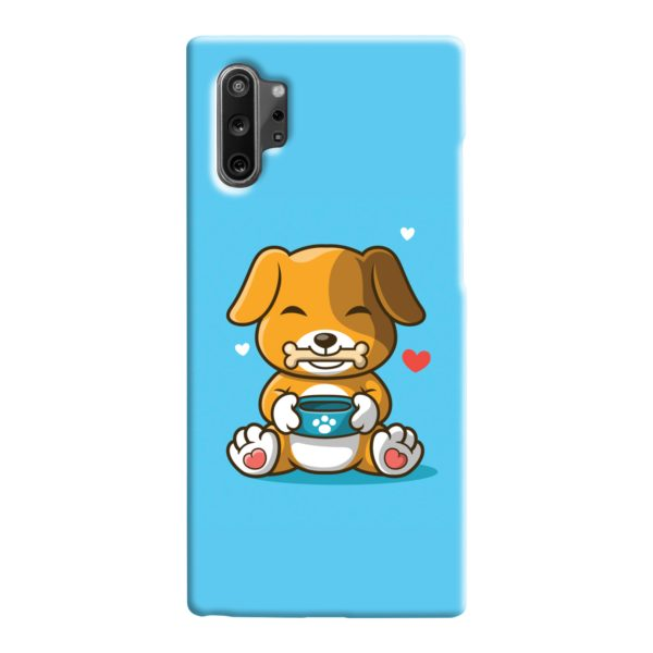 Cute Baby Dog Samsung Galaxy Note 10 Case