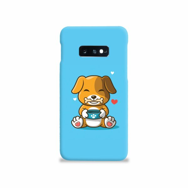 Cute Baby Dog Samsung Galaxy S10e Case