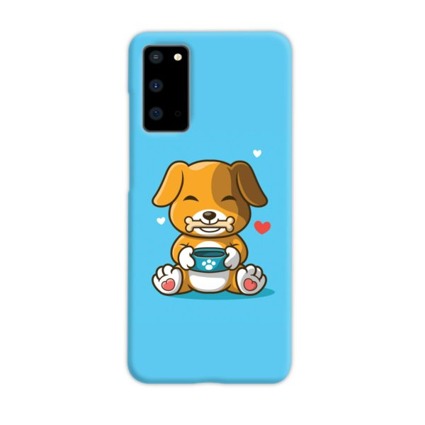 Cute Baby Dog Samsung Galaxy S20 Case