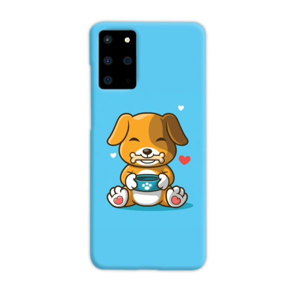 Cute Baby Dog Samsung Galaxy S20 Plus Case